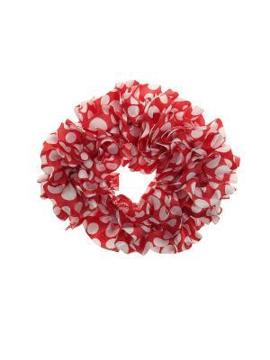 Резинка Infiniti. Цвет: красный, белый