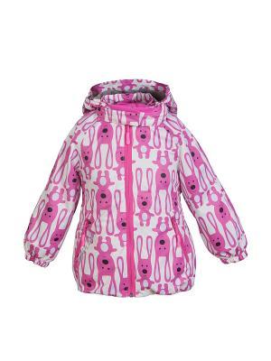 Куртка atPlay. Цвет: розовый
