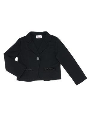 Пиджак CHICCO. Цвет: черный