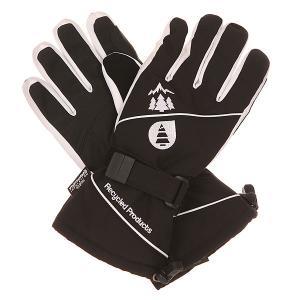 Перчатки  Aramis Glove Black Picture Organic. Цвет: черный,белый