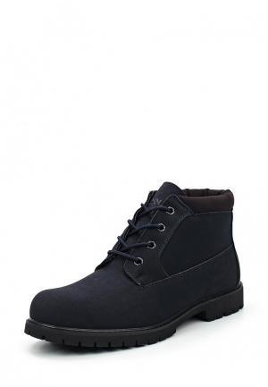 Ботинки Keddo. Цвет: синий
