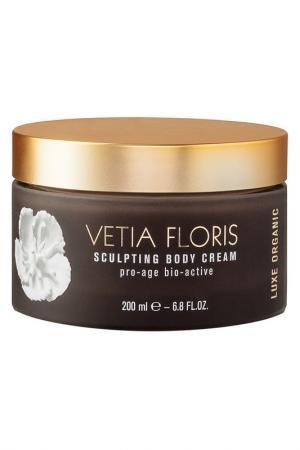 Моделирующий крем для тела Vetia Floris. Цвет: none