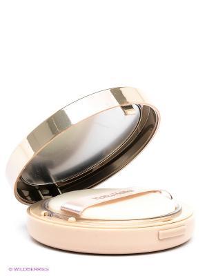 Фиксирующая компактная пудра, оттенок 01, светлый бежевый Holika. Цвет: светло-бежевый