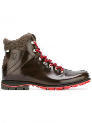 Ботинки Chamonix Rossignol. Цвет: коричневый