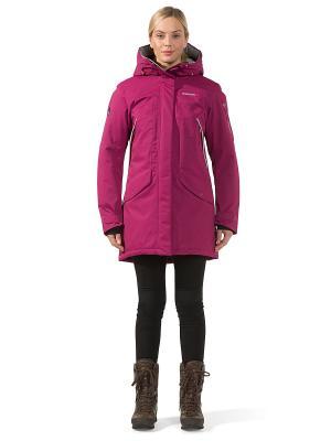 Куртка Mimi DIDRIKSONS. Цвет: фуксия