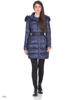Куртка LIU JO. Цвет: синий