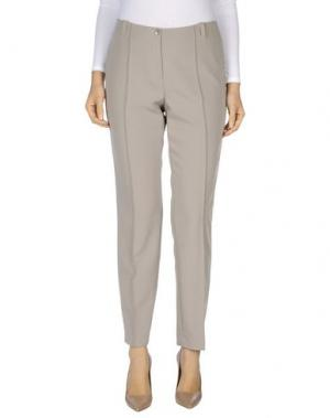 Повседневные брюки BASLER. Цвет: серый