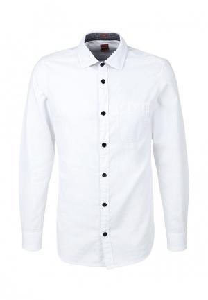 Рубашка s.Oliver. Цвет: белый