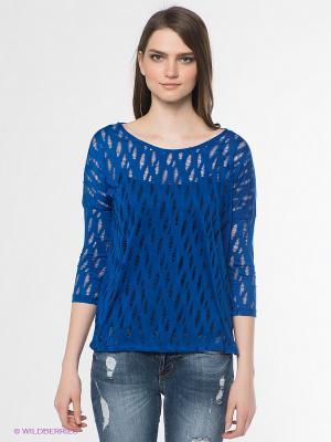 Кофточка Vero moda. Цвет: синий