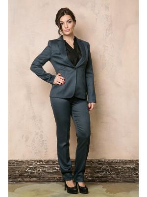 Пиджак AKIMBO. Цвет: темно-синий
