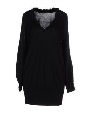 Короткое платье SLY010. Цвет: черный