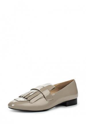 Туфли Mango. Цвет: серый