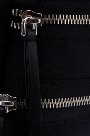 Текстильный рюкзак Marc Jacobs. Цвет: черный