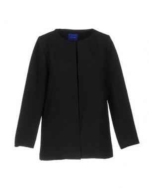 Легкое пальто ANONYME DESIGNERS. Цвет: черный