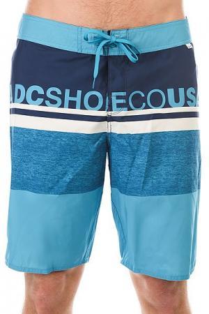 Шорты пляжные DC Layle 20 Blue Moon Shoes. Цвет: синий,голубой