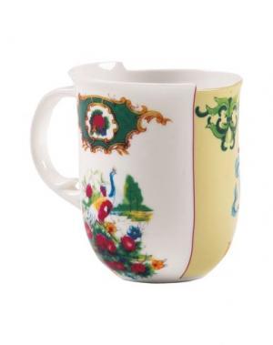 Для чая и кофе SELETTI. Цвет: светло-зеленый