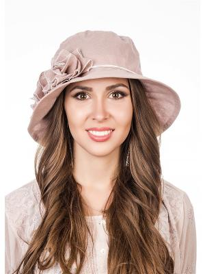 Шляпа Level Pro. Цвет: бледно-розовый