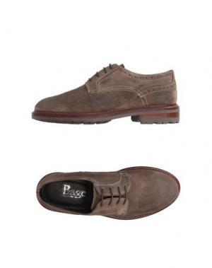 Обувь на шнурках BAGE. Цвет: хаки