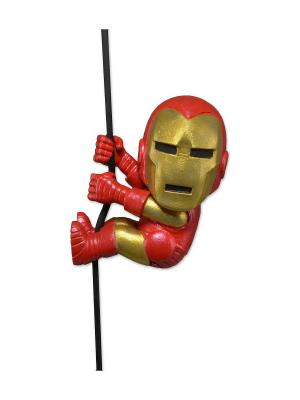 Фигурка Scalers Mini Figures 2 Wave - Iron Man Neca. Цвет: красный