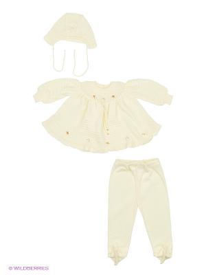Комплект одежды St.Marco. Цвет: желтый