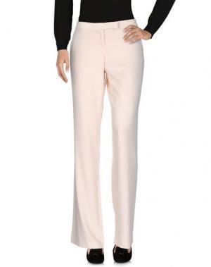 Повседневные брюки ATELIER FIXDESIGN. Цвет: абрикосовый