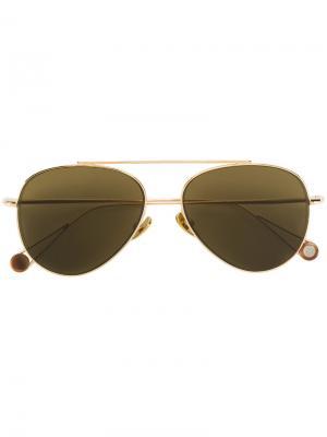Солнцезащитные очки Place de la Republique Ahlem. Цвет: металлический