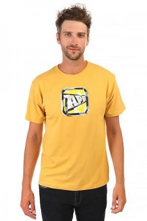 Футболка  Corpo Mustard Apo. Цвет: желтый