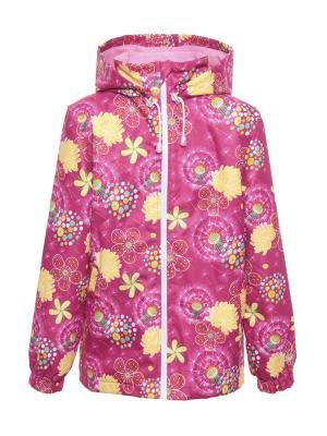 Куртка DAMY-M. Цвет: малиновый