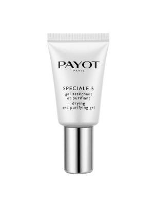 Payot Pate Grise Подсушивающий гель 15 мл. Цвет: прозрачный