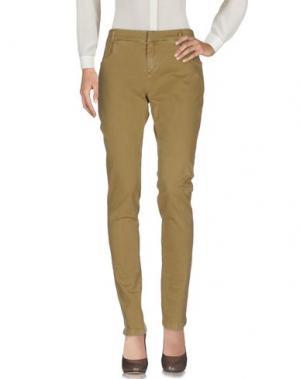 Повседневные брюки BOY by BAND OF OUTSIDERS. Цвет: песочный