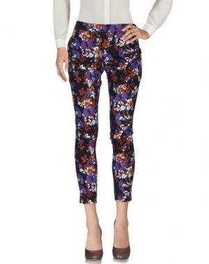 Повседневные брюки MOTHER OF PEARL. Цвет: темно-фиолетовый