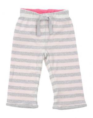 Повседневные брюки BONNIE BABY. Цвет: светло-розовый