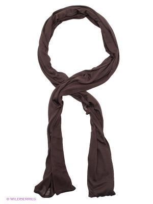 Платок Passigatti. Цвет: темно-коричневый