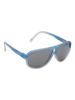 Солнцезащитные очки Molo. Цвет: синий