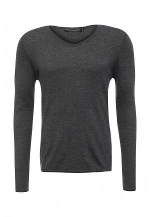 Пуловер Best Mountain. Цвет: серый