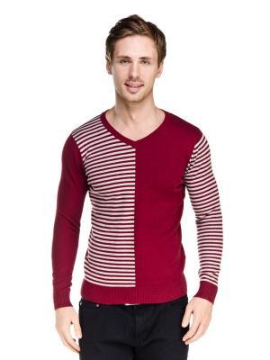 Пуловер VipDressCode. Цвет: красный