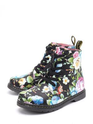 Ботинки Сказка. Цвет: мультиколор