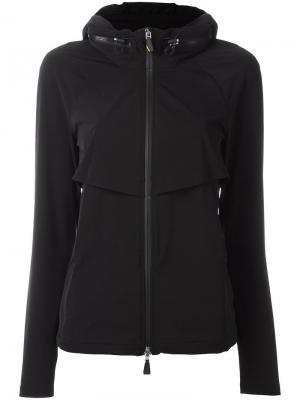 Спортивная куртка Sàpopa. Цвет: чёрный