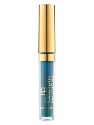 Жидкая матовая помада для губ Lip Couture, оттенок 14217 маренго LASplash. Цвет: голубой