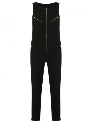 Zipped jumpsuit Uma | Raquel Davidowicz. Цвет: чёрный