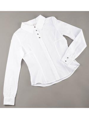 Рубашка ВЕНЕЙЯ. Цвет: белый