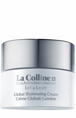 Крем-лифтинг Global Illuminating Cream La Colline. Цвет: бесцветный