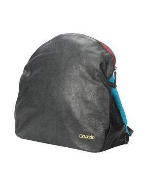 Рюкзаки и сумки на пояс EBARRITO. Цвет: бирюзовый