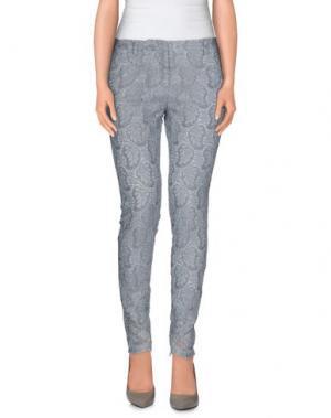 Повседневные брюки FABERGE&ROCHES. Цвет: серый