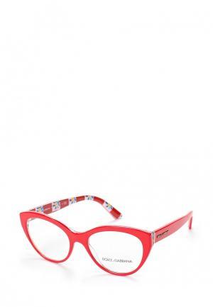 Оправа Dolce&Gabbana. Цвет: красный