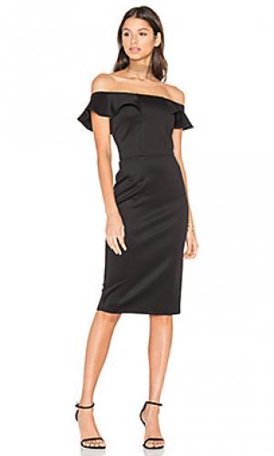 Платье under your spell Yumi Kim. Цвет: черный