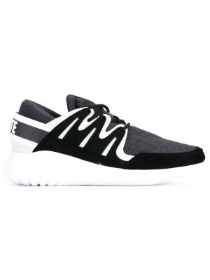 Кроссовки Tubular Nova Adidas Originals x White Mountaineering By. Цвет: чёрный