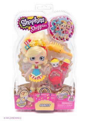 Кукла Шоппиес Попетта Moose. Цвет: розовый