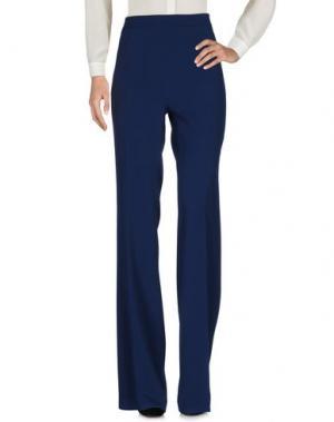 Повседневные брюки ROSE & LINI. Цвет: темно-синий