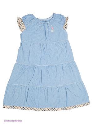 Платье Kidly. Цвет: синий